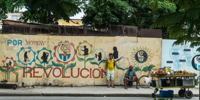 How A Simple Questionnaire is Helping Cubans Think Bigger Than Communism
