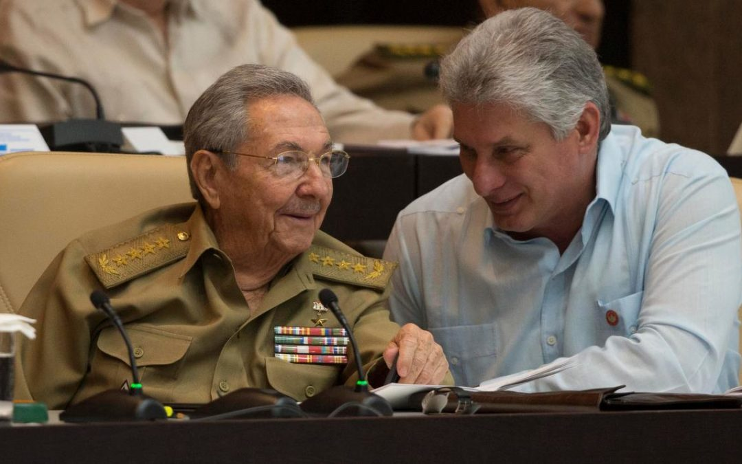 Miguel Diaz-Canel: A Look at the New Shadow Puppet President of Cuba