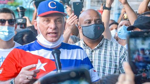 FHRC INCLUDES PRESIDENT DÍAZ CANEL IN ITS LIST OF VIOLENT REPRESSORS