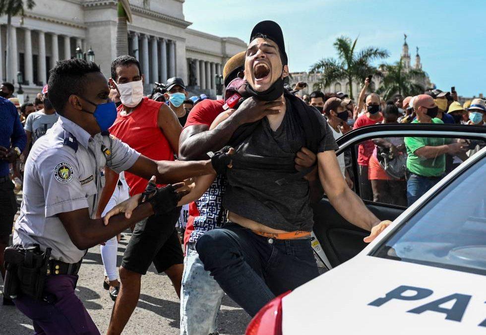 Cuba in the face of Terror