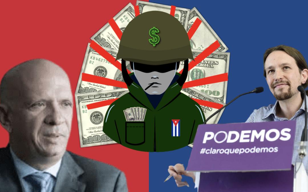 """Podemos"" linked tomoney laundering by Cuba and Venezuela"
